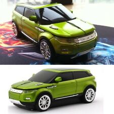 2.4GHz Wireless 3D Car Shape Land Rover Range Evoque 1600DPI Usb Gaming Mouse