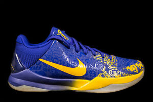 size 40 e9964 2fa29 Image is loading Nike-ZOOM-KOBE-5-RINGS-Sz-9-MIDWEST-