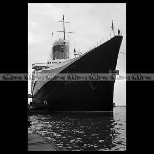 php-03773-Photo-PAQUEBOT-SS-NORMANDIE-FRENCH-LINE-1938-LE-HAVRE-OCEAN-LINER