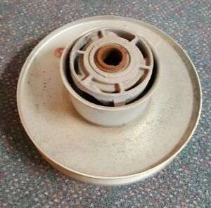 NOS-Salsbury-150206-Driven-Clutch-850-Series-9-84-034-1-034-bore-w-Brake-Drum-Vintage