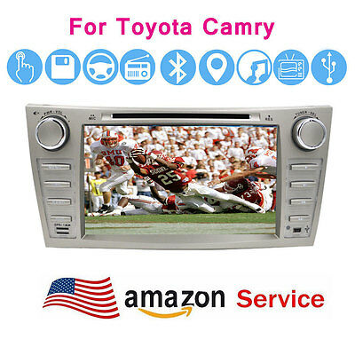 toyota camry gps radio navigator collection on ebay. Black Bedroom Furniture Sets. Home Design Ideas