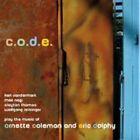 Vandermark Nagl Thomas R C O D E CD Album Cracked ANEGG