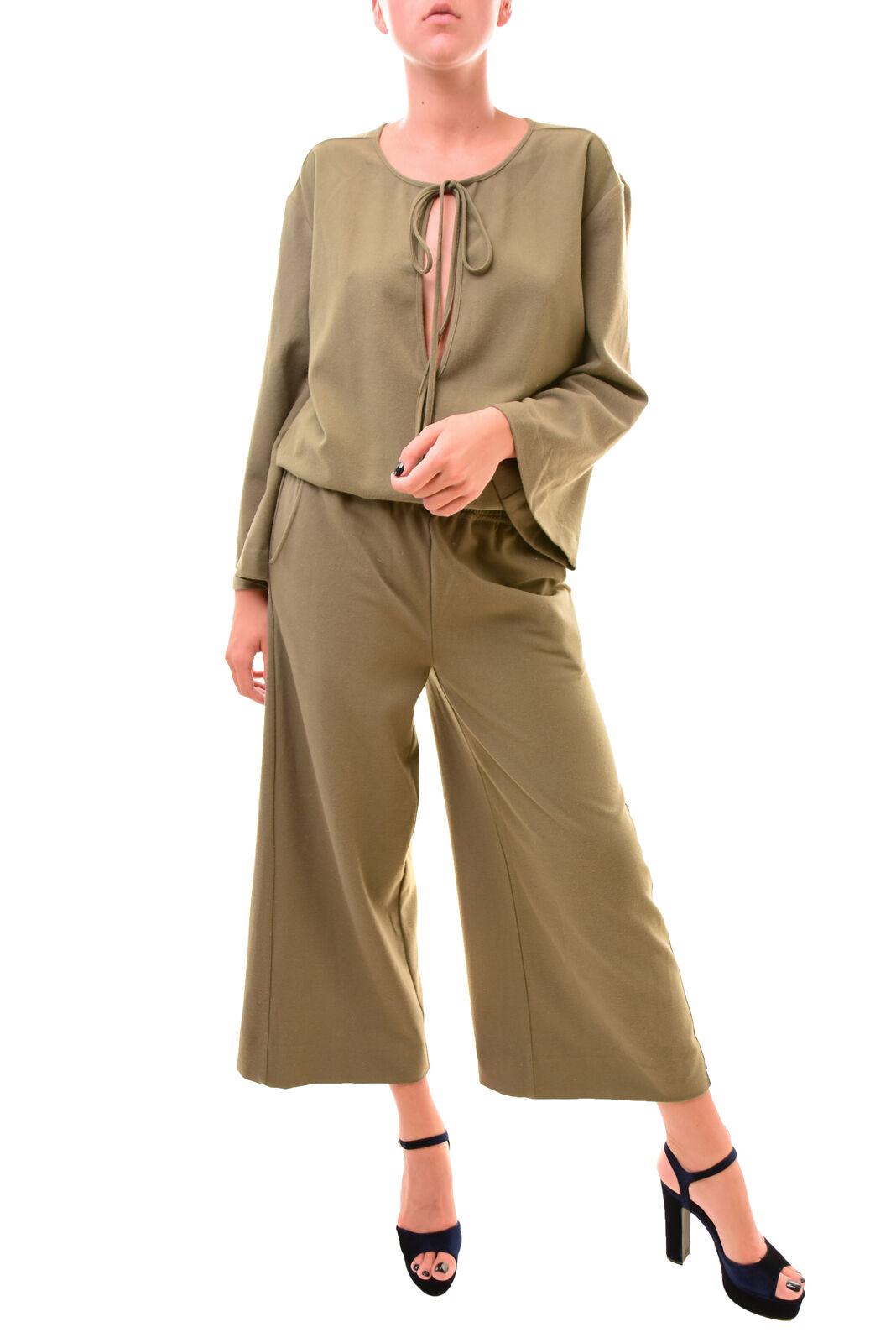 One Teaspoon Women's Authentic NBW Jumpsuit Olive Size S RRP  117 BCF78