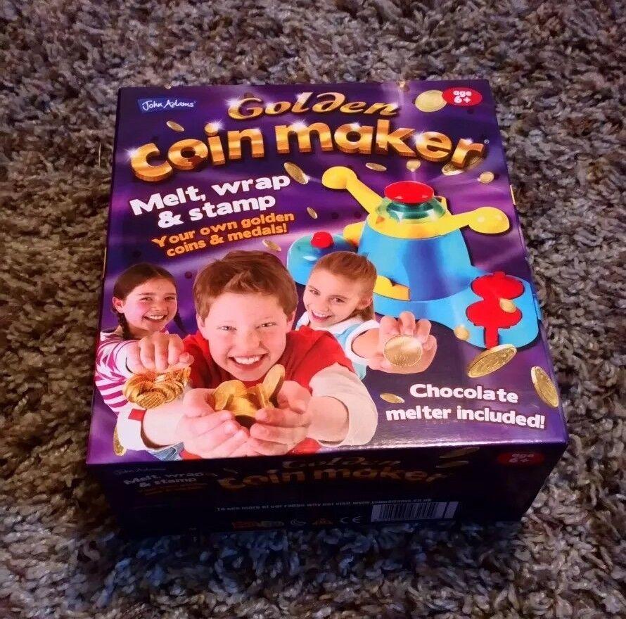 John Adams Golden Coin Maker