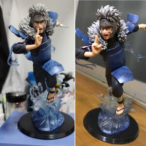 NARUTO-Senju-Tobirama-Anime-Figurine-7-5in-Height-PVC-Model-IN-BOX-IN-STOCK