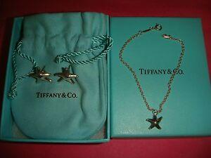 d7ff24229 Image is loading Tiffany-amp-Co-Sterling-Silver-ELSA-PERETTI-Starfish-