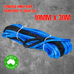 Dyneema-SK75-Synthetic-Winch-Rope-Cable-10mm-x-30m-Softeye-4WD-Boat-Recovery