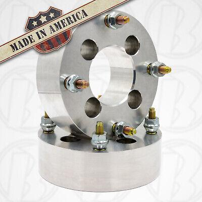 "2 USA 4x137 to 4x110 ATV Wheel Spacers 1.5/"" Can-Am Commander Maverick Outlander"