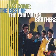 Time Has Come: The Best of the Chambers Brothers (CD)  Columbia Legacy / Sony