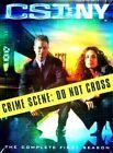 CSI NY Complete First Season 0097368772847 With Carmine Giovinazzo DVD Region 1