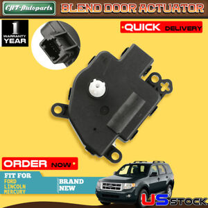 Image Is Loading Upper Lower Blend Door Actuator For Ford Escape