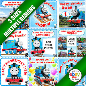 Thomas-the-Tank-Cake-Topper-Square-Edible-Icing-Sheet-Personalised
