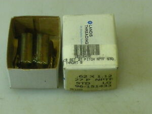 Metalworking Supplies Tangential Thread Chasers .93x2.12 Landis 96 ...