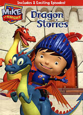 Mike the Knight: Dragon Stories (DVD, 2014) Kids Family Fun BRAND NEW