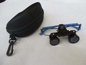 Binocular-surgical-loupe