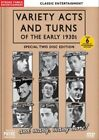 Classic Entertainment - Variety Acts and Turns of the Early 1930's (+DVD, 2014)