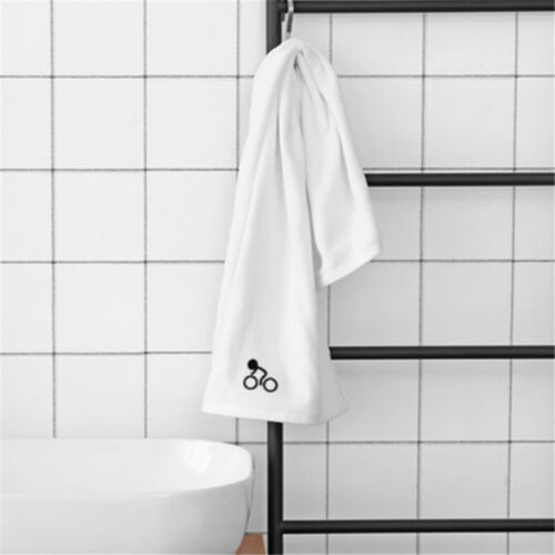 34x85cm Sports Towel 100/% Cotton Absorbent Long Dry Hand Towels For Men Women