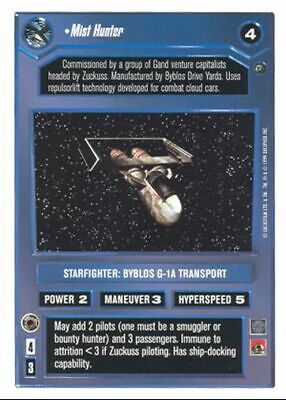 Star Wars CCG Dagobah Unlimited WB At Peace