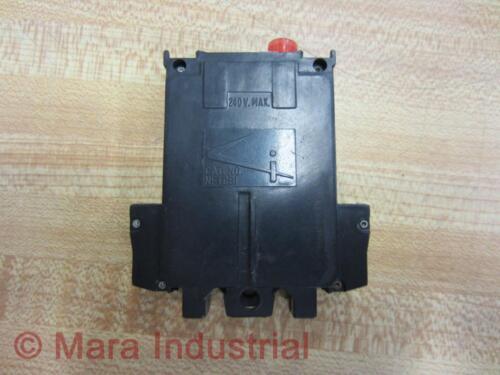 Pack of 3 Details about  /Generic NFTCBI Circuit Breaker 240V 1 Amp