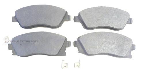 VAUXHALL CORSA C 1.2 16V SXi 2000-2006 FRONT BRAKE DISC PADS SET OF 4 NEW
