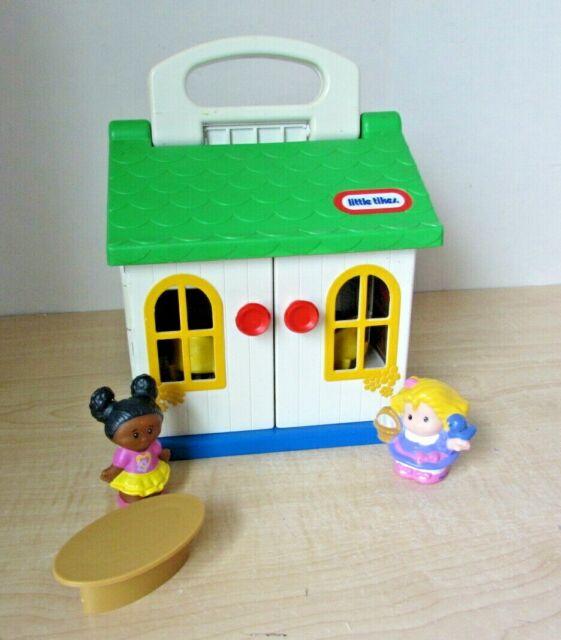 Cozy Cottage Dollhouse w Little People Little Tikes ...