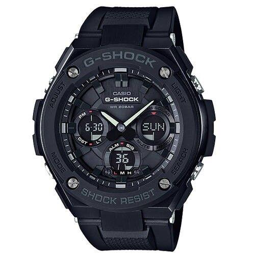 Casio G-Shock GST-S100G-1B GST-S100G Resin Band Watch Brand New