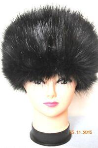 m tze pelzm tze damen winterm tze farben faux fur hat. Black Bedroom Furniture Sets. Home Design Ideas