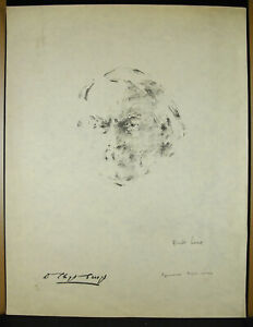 Henrik-Lund-1879-1935-Portrait-A-General-1920-Print-EP-off-Road-Series-Norway