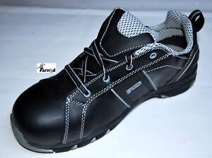 Zapatos-Hombre-Seguridad-Trabajo-Calzado-de-Seguridad-Negra-Seguridad