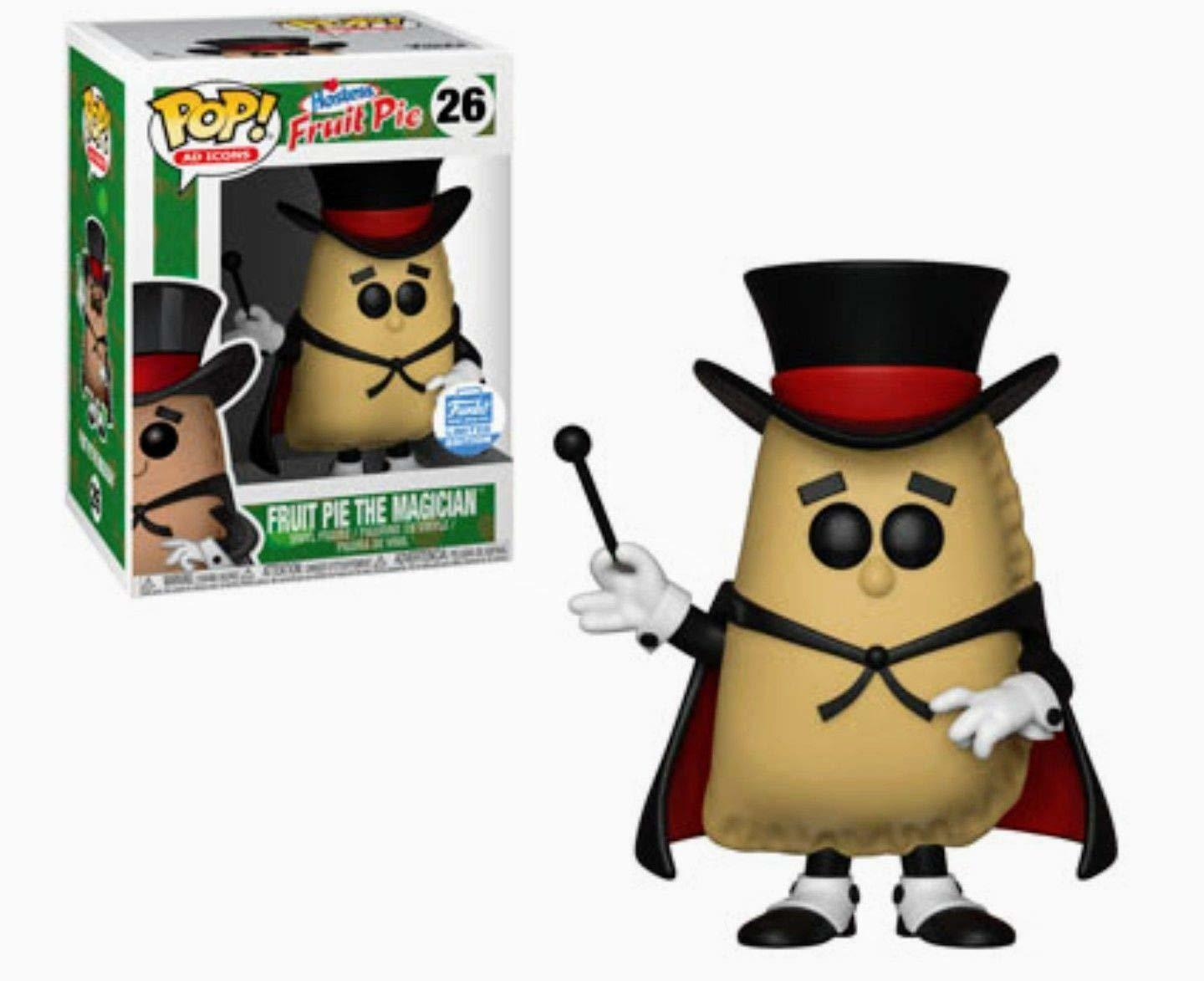 Pop  AD Icons Hostess Fruit Pie The Magician Exclusive Funko