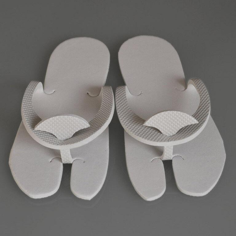 100 Paire Flip Flop Chaussures Spa Sauna Flipflop Pantoufles (hommes)