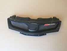 Honda Civic Mugen FN, FN2, FK 5dr Grill 2006-2011 - Black Gloss - Brand New!
