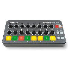 NOVATION LAUNCH CONTROL CONTROLLER MIDI USB