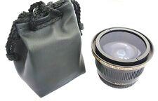 Ultra Super HD Panoramic Fisheye Lens For Canon Vixia HF M500 M400