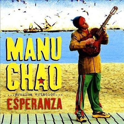 Proxima Estacion: Esperanza by Manu Chao (CD, Jun-2001 ...