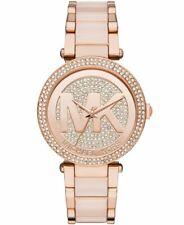 c4dbfb07282f item 4 Michael Kors MK6176 Parker Rose Gold Tone Pave Crystal Watch + FREE  WARRANTY! -Michael Kors MK6176 Parker Rose Gold Tone Pave Crystal Watch +  FREE ...