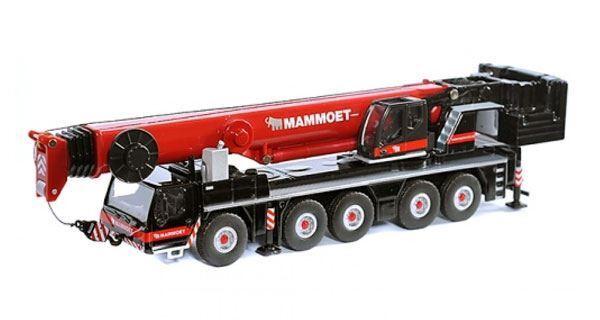 Tonkin 1 87 escala Mammoet-Liebherr LTM 1250-5.1 Grúa Móvil   BN   410101
