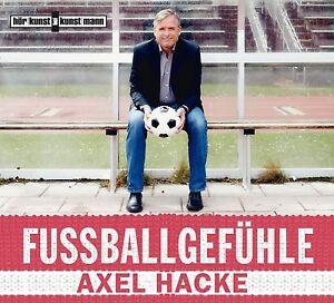 AXEL-HACKE-FUssBALLGEFUHLE-3-CD-NEU