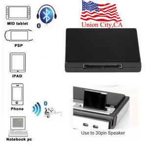 Bluetooth-Music-Receiver-Audio-Receiver-Adapter-for-Sounddock-30-Pin-iPod-Dock