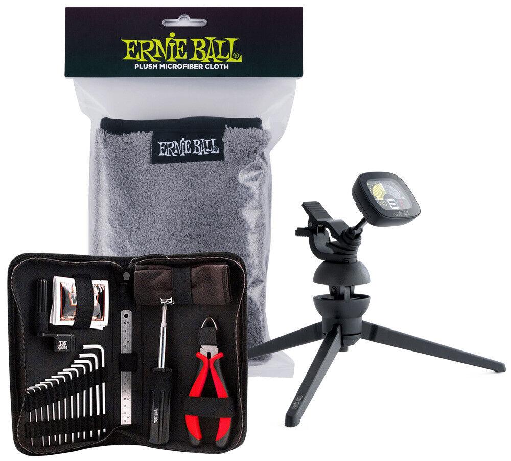 Ernie Ball Care-pacchetto (3er Set) Pulizia