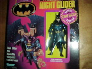 Complete Vintage 1992 Kenner Toys Thunderwhip Batman Batman Returns