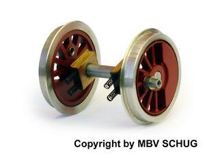 Accucraft-Flanged-Driver-for-AL87-013-Saxonian-VIK-Radsatz-mit-Spurkraenzen