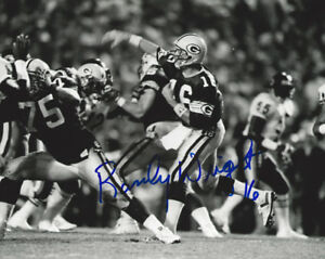 1980-039-s-PACKERS-Randy-Wright-signed-8x10-photo-AUTO-vs-Bears-Autographed-GB