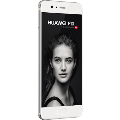 Huawei P10 silber 64GB LTE Android Smartphone ohne Simlock 5,1 Zoll 20MPx Kamera