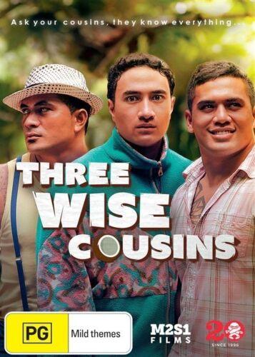 1 of 1 - Three Wise Cousins (DVD, 2016)