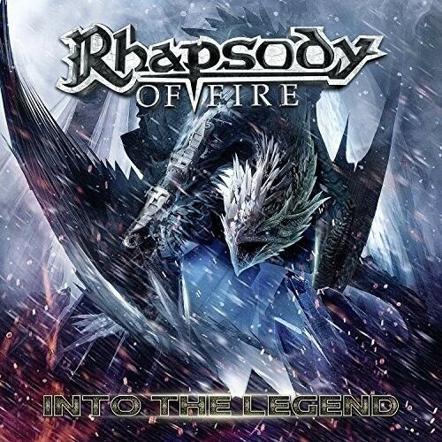Rhapsody of Fire - Into the Legend [New CD] Ltd Ed, Digipack Packaging