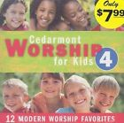 Worship for Kids 4 084418056521 by Cedarmont Kids CD