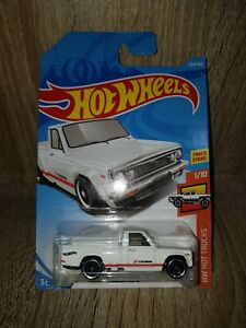 Hot-Wheels-2018-204-365-Mazda-Repu-Blanco-HW-Hot-camiones-tarjeta-de-largo