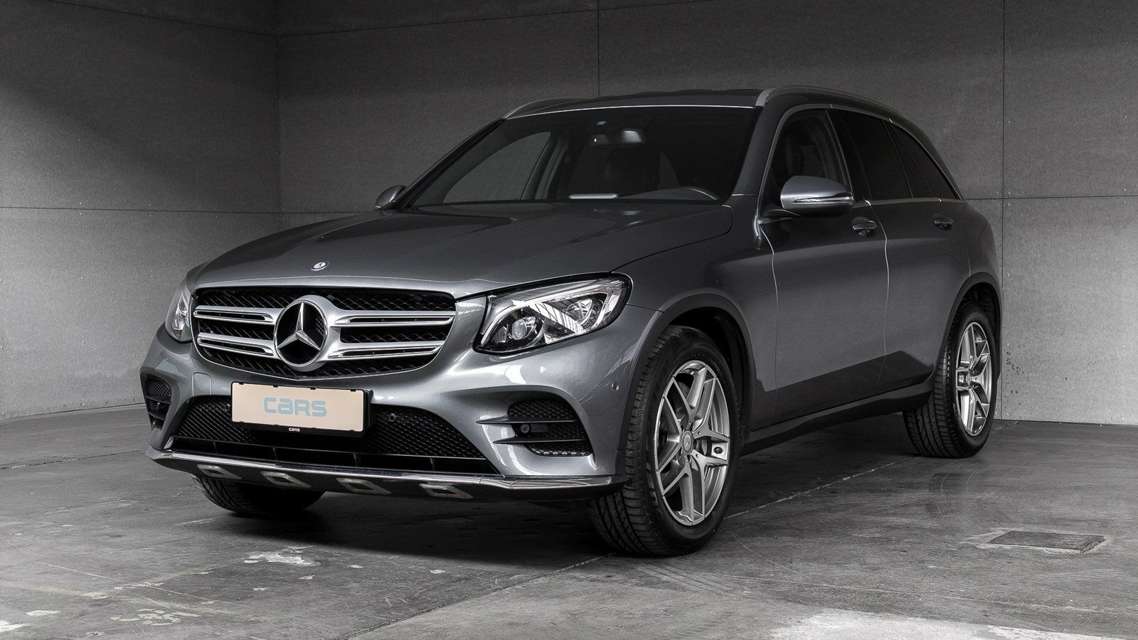 Mercedes GLC220 d 2,2 aut. 4-M 5d - 3.495 kr.