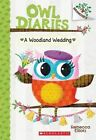 A Woodland Wedding: A Branches Book (Owl Diaries #3) by Rebecca Elliott (Paperback / softback, 2016)
